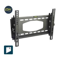 SUPORTE PLASMA/LCD/LED DE 22-47 POLEGADAS 45 KG PRETO