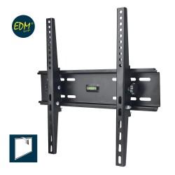 SUPORTE PLASMA/LCD/LED DE 22-55 POLEGADAS 40KG COM NIVEL INCLUIDO
