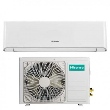Ar Condicionado Hisense TQ35XE0B (WIFI) 24 m² - 12000 BTU - Branco