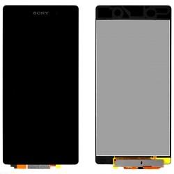 Modulo completo (LCD + Display) Sony Xperia Z2 novo e original preto Z2, L50W, D6502, D6503