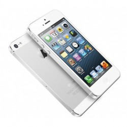 Iphone 5 usado Branco/Cinza 16GB Livre