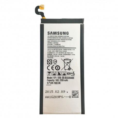 Bateria samsung galaxy S6 EB-BG920ABE G920F